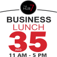 Business Lunch 35